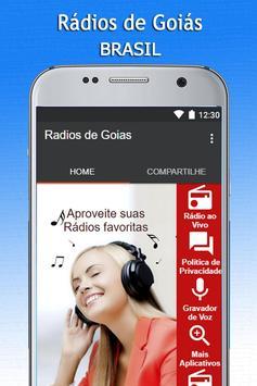 Radios de Goias poster