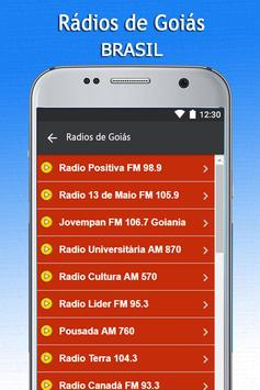 Radios de Goias screenshot 1