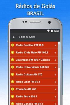 Radios de Goias screenshot 5