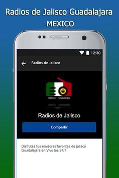 Radios de Jalisco screenshot 7