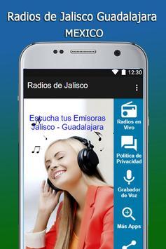 Radios de Jalisco poster