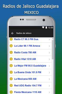 Radios de Jalisco screenshot 1