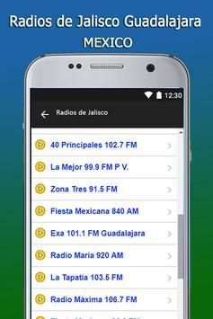 Radios de Jalisco screenshot 2