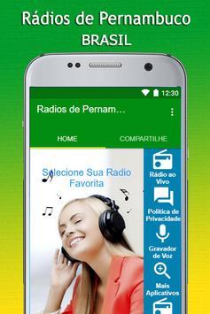 Radios de Pernambuco screenshot 4