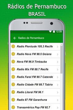 Radios de Pernambuco screenshot 1