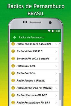 Radios de Pernambuco screenshot 2