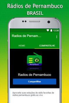 Radios de Pernambuco screenshot 3