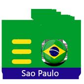 Radios de Sao Paulo icon