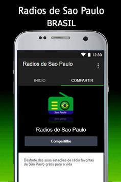 Radios de Sao Paulo screenshot 3