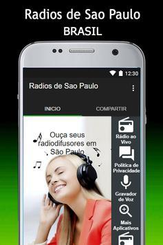 Radios de Sao Paulo screenshot 4