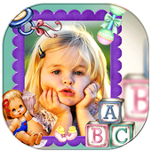 Baby Frames Photo Effects icon