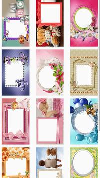 Baby Frames Photo Effects screenshot 1