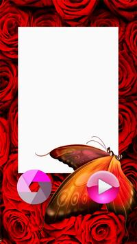 Butterfly Frames Photo Effect 2018 poster