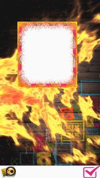 Fire Frames Photo Effects 2018 screenshot 2