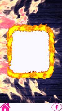 Fire Frames Photo Effects 2018 screenshot 3