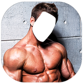 Body Builder Photo Frames 2018 icon