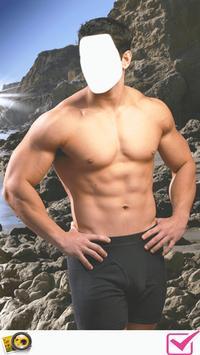 Body Builder Photo Frames 2018 screenshot 2
