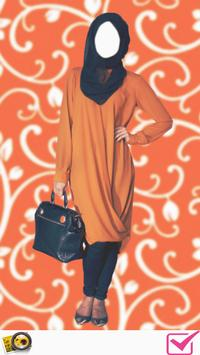 Beauty Hijab Photo Frames 2018 screenshot 10