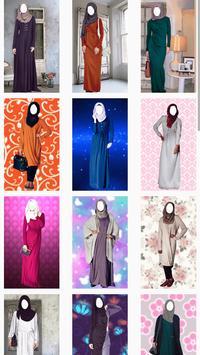 Beauty Hijab Photo Frames 2018 screenshot 1