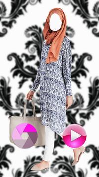 Beauty Hijab Photo Frames 2018 screenshot 4