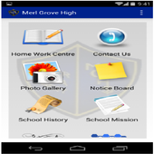 Merl Grove High School icon