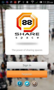 Share Space poster