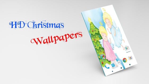 Christmas Wallpapers HD poster