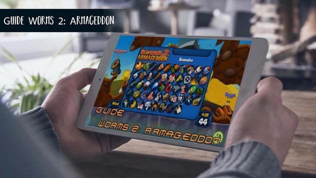 Guide Worms 2: Armageddon screenshot 1