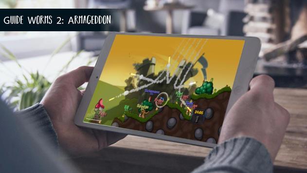 Guide Worms 2: Armageddon screenshot 2