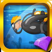 Shark Attack - Run icon