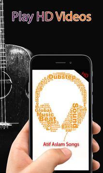Atif Aslam Songs: Videos apk screenshot