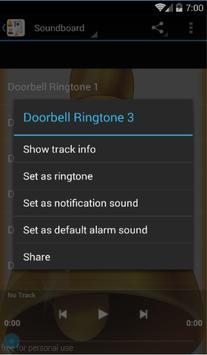 DoorBell ringtones poster
