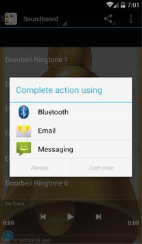 DoorBell ringtones apk screenshot
