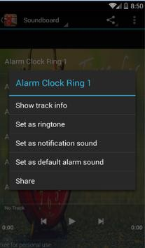 Alarm Clock Ringtones apk screenshot