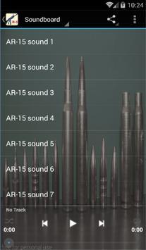 Guns Sounds and Ringtones poster