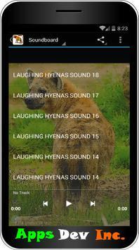Hyena Sounds poster