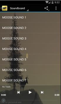 Moose Call Sound poster