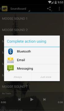 Moose Call Sound screenshot 2