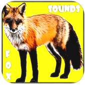 Fox Sounds and Ringtones icon