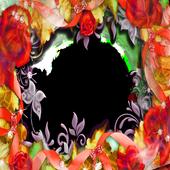 wrinkle Photo flower Frames icon