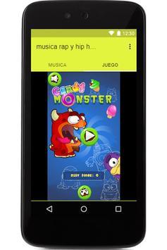 ... musica rap y hip hop español captura de pantalla de la apk ...