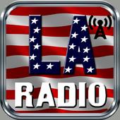 radio los angeles icon
