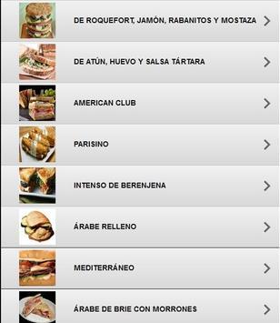 Comida rápida fácil screenshot 11
