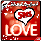 Love SMS Messages New 2016 icon
