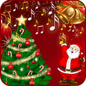 Santa Christmas Carols : Christmas Decoration icon