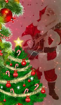 Santa Christmas Carols : Christmas Decoration apk screenshot