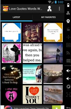 Love Messages & images & SMS poster