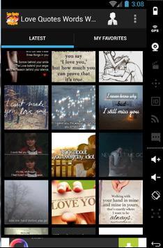 Love Messages & images & SMS apk screenshot