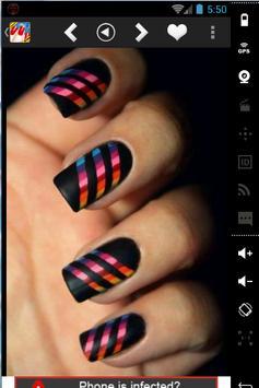 Nail art designs step by step apk screenshot