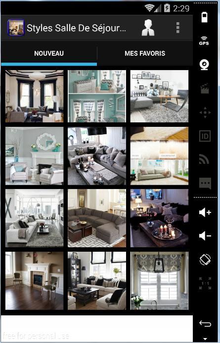 Styles Salle De Séjour Salons for Android - APK Download
